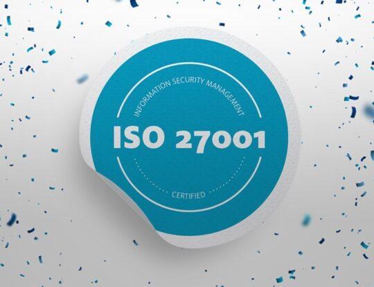 ISO 27001 Certified north dakota